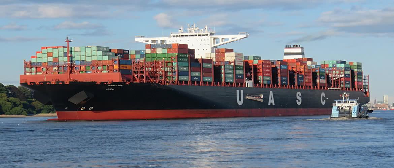 Situation catastrophique sur le fret maritime au départ de Chine