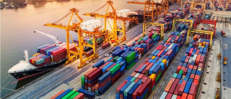 Retour sur les tensions du marché du fret maritime